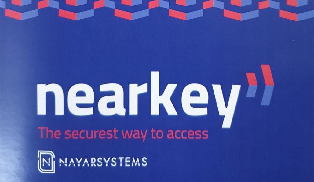 nearkey control de accesos